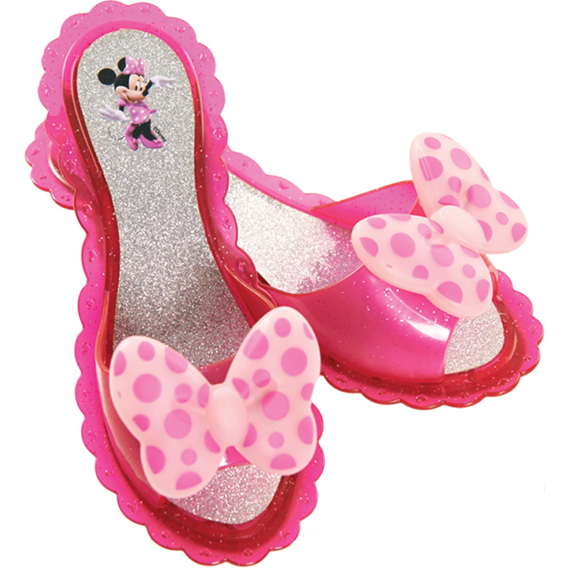 Disney Minnie Mouse Twinkle Bow Light Up Shoes Choice Of