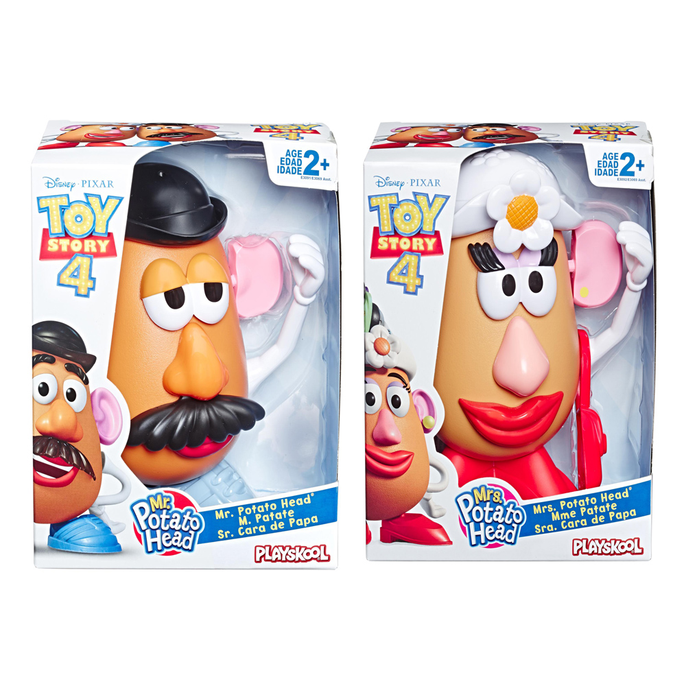 Classic Potato Head Figure Assorted
