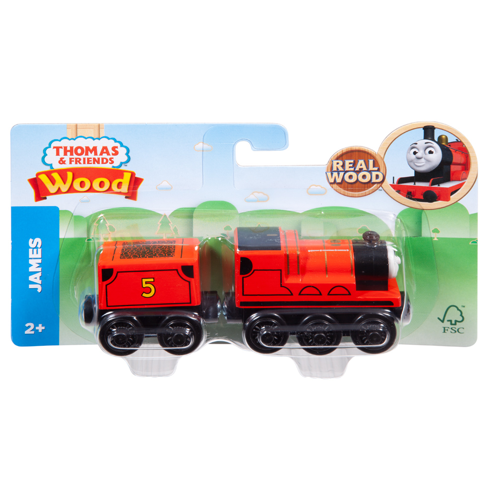 a457d4a67469 Thomas & Friends Wooden James Engine