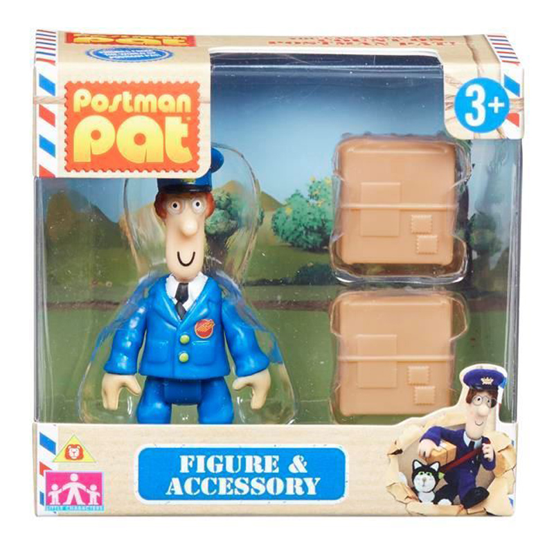Postman-Pat-Figure-amp-Accessory-Pack-CHOICE-OF-CHARACTER-ONE-SUPPLIED-NEW miniatuur 2