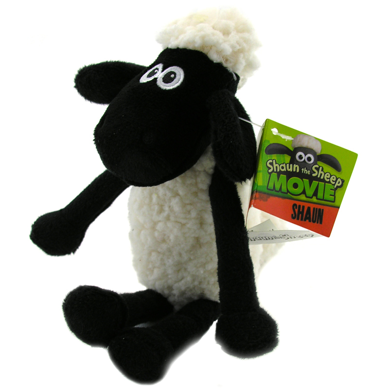 Shaun The Sheep Movie 20cm Bean Toy Choice