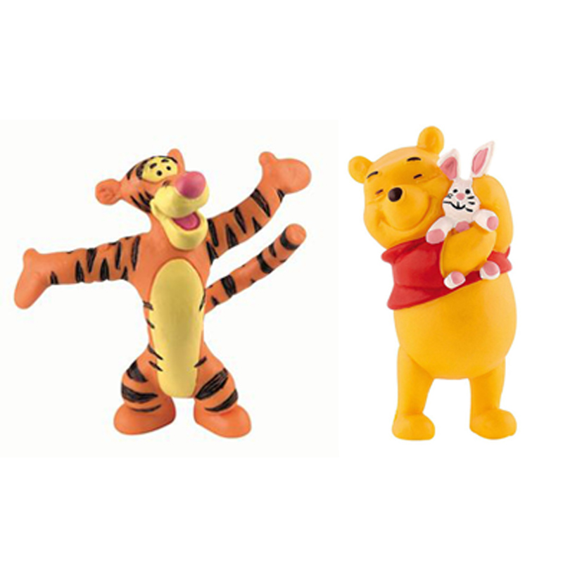 winnie the pooh and friends figures from winnie the pooh wwsm. Black Bedroom Furniture Sets. Home Design Ideas